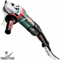 "Metabo WEPB 19-180 RT DS Angle Grinder 7"" 15A Electric VibraTech Auto-Stop"