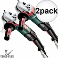 """Metabo WEPBA 17-150 QUICK RT DS 2x 6"""" Angle grinder"""