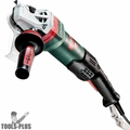 """Metabo WEPBA 17-150 QUICK RT DS 6"""" Angle Grinder Tether Ready Tetherable"""