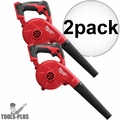 Milwaukee 0884-20 2x 18V M18 Compact Blower (Tool Only)