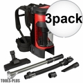 Milwaukee 0885-20 M18 FUEL 3-in-1 Backpack Vacuum (Tool Only) 3x