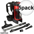 Milwaukee 0885-20 M18 FUEL 3-in-1 Backpack Vacuum (Tool Only) 5x