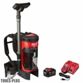 Milwaukee 0885-21HD M18 FUEL 3-in-1 Backpack Vacuum 9.0 High Demand Kit