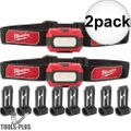 Milwaukee 2106 Compact 300 Lumens TRUEVIEW High Definition Headlamp 2x