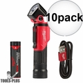 Milwaukee 2113-21 USB Rechargable Pivoting Flashlight 10x