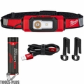 Milwaukee 2116-21 USB Rechargeable BEACON Hard Hat Light