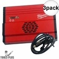 Milwaukee 23-37-0010 Power Inverter 120v AC Out 150W - 300w Peak/Spike 3x