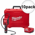 Milwaukee 2315-21 M12 M-Spector Flex 3' Inspection Camera w/Batt+Charger 10x