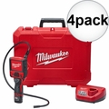 Milwaukee 2315-21 M12 M-Spector Flex 3' Inspection Camera w/Batt+Charger 4x