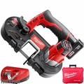 Milwaukee 2429-21XC 12 Volt M12 Cordless Sub-Compact Band Saw Kit