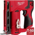 "Milwaukee 2447-20 M12 3/8"" Cordless Crown Stapler (Tool Only)"