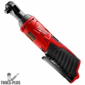 "Milwaukee 2456-20 M12TM Cordless 1/4"" Lithium-Ion Ratchet (Tool Only)"