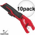Milwaukee 2471-20 M12 12V Cordless Copper Tubing Cutter (Tool Only) 10x