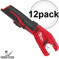 Milwaukee 2471-20 M12 12V Cordless Copper Tubing Cutter (Tool Only) 12x