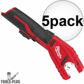 Milwaukee 2471-20 M12 12V Cordless Copper Tubing Cutter (Tool Only) 5x