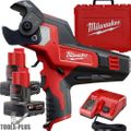 Milwaukee 2472-21XC M12 600 MCM Cable Cutter 3.0Ah Kit + 6.0Ah Battery