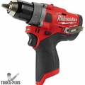 "Milwaukee 2503-20 M12 FUEL 1/2"" Drill Driver (Tool Only)"