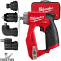 Milwaukee 2505-20 M12 FUEL Installation Drill/Driver 4-in-1 (Tool Only)