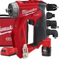 Milwaukee 2505-22 M12 FUEL Installation Drill/Driver (4-in-1) Kit