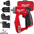Milwaukee 2505-80 M12 FUEL Installation Drill/Driver 4-in-1 (Tool Only)