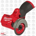 "Milwaukee 2522-20 M12 FUEL 3"" Compact Cut Off Tool (Tool Only)"