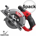 "Milwaukee 2530-20 M12 FUEL 5-3/8"" Circular Saw (Bare Tool) 5x"