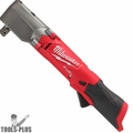 "Milwaukee 2565P-20 M12 FUEL 1/2"" Right Angle Impact Wrench w/Pin Detent"