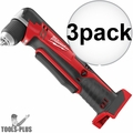 Milwaukee 2615-20 M18 Right Angle Drill (Tool Only) 3x