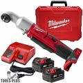 "Milwaukee 2668-22 M18 Cordless 2-Speed 3/8"" Right Angle Impact 2XC Kit"