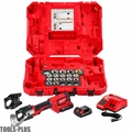 Milwaukee 2679-750A M18 FORCE LOGIC 600 MCM Crimper w/ 750 MCM Expanded Jaw