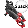 Milwaukee 2711-20 M18 FUEL SUPERHAWG RightAngleDrill w/QUIKLOK(Tool Only) 2x