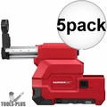 Milwaukee 2712-DE HAMMERVAC Dedicated HEPA Dust Extractor 5x