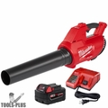 Milwaukee 2728-21 M18 FUEL Blower Kit W/ 5.0Ah Battery & Charger *450 cfm*