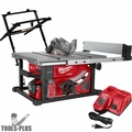 "Milwaukee 2736-21HD-X1 M18 FUEL 8-1/4"" Table Saw w/One-Key & Folding Table"