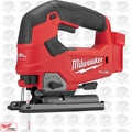 Milwaukee 2737-20 M18 FUEL Cordless D-Handle Jig Saw (Tool Only)