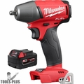 """Milwaukee 2754-20 M18 FUEL 3/8"""" Impact w/ Friction Ring + 5.0 Ah Battery"""