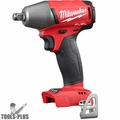 "Milwaukee 2755B-80 1/2"" Impact Wrench with Friction Ring (Tool Only)"