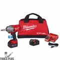 Milwaukee 2769-22 M18 FUEL 1/2 Extended Anvil Impact Wrench w/ONE-KEY