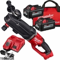 """Milwaukee 2809-22 M18 FUEL 1/2"""" Super Hawg Right Angle Drill - 6.0 Kit"""