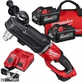 "Milwaukee 2809-22 M18 FUEL 1/2"" Super Hawg Right Angle Drill - 6.0 Kit"