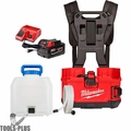 Milwaukee 2820-21WS Pesticide Sprayer SWITCH TANK M18 4Gal Backpack Kit