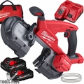Milwaukee 2829-22 M18 FUEL Compact Band Saw 2 Battery Kit