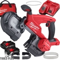 Milwaukee 2829S-22 M18 FUEL Cordless Compact Band Saw 2 Battery Kit