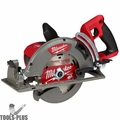 """Milwaukee 2830-80 M18 FUEL Rear Handle 7-1/4"""" Circular Saw - Tool Only"""