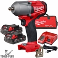 "Milwaukee 2852-22CT M18 FUEL 3/8"" Mid-Torque Impact Wrench Friction Ring Kit"