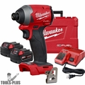 "Milwaukee 2853-22 M18 FUEL 1/4"" Hex Impact Driver Kit"