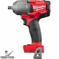 """Milwaukee 2861-80 M18 FUEL 1/2"""" Mid-Torque Impact w/Fric Ring (Tool Only)"""