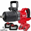 "Milwaukee 2868-22HD M18 FUEL 1"" ONE-KEY High Torque Impact w/2 12ah Batts"