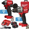 Milwaukee 2996-22 M18 FUEL Hammer Drill & Impact Driver w/ ONE-KEY Combo Kit