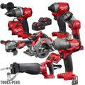 Milwaukee 2997-27 M18 FUEL 7-Tool Combo Kit